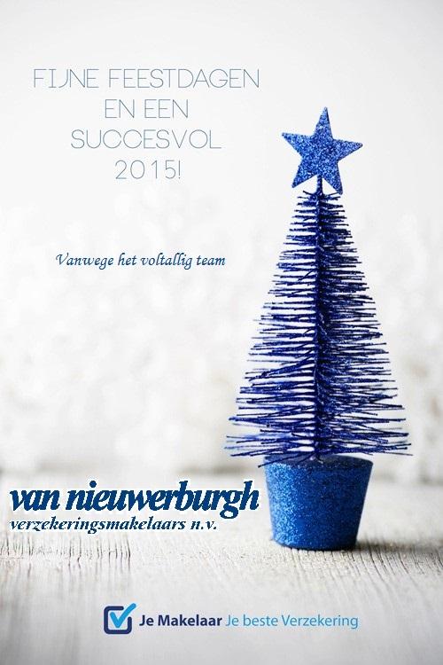 Kerstwensen Van Nieuwerburgh